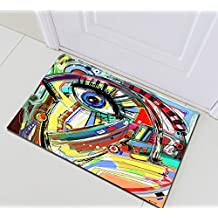 Suchergebnis auf Amazon.de für: graffiti teppich