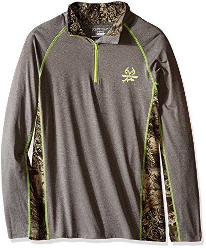 realtree-mens-1-4-zip-performance-shirt-realtree-max-xt-cationic-grey-medium