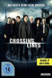 Crossing Lines - Season 2 - Import with english audio region 2