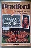 Bradford City: A Complete Record, 1903-88