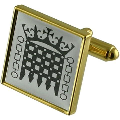 Membro del Parlamento Commons Gemelli con selezionare borsa regalo