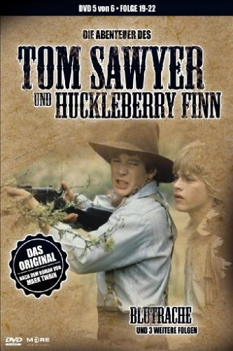 Tom Sawyer & Huckleberry Finn 5