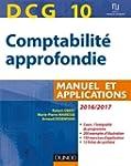 DCG 10 - Comptabilit� approfondie 201...