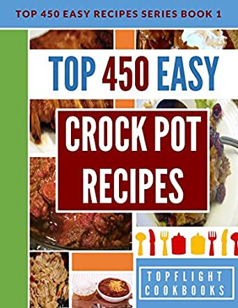 Crock-Pot® Best Loved Slow Cooker Recipes Cookbook - Bed ... |Vintage Recipe Book Crock Pot