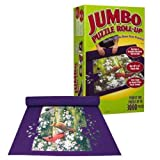 Giant Jumbo Jigsaw Roll Up Puzzle Store Storage Mat Tube up to 3000