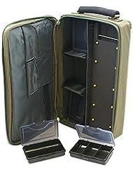 Komplett Carp grob Angeln Multi Rig System mit Köderboxen und Rig Wallet