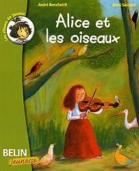 Alice et les oiseaux
