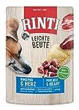 Rinti Hundefutter Leichte Beute, getreidefrei, 1er Pack (1 x 400 g)