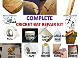 #5: FIRST TIME IN INDIA AMAZING COMPLETE CRICKET BAT REPAIR KIT BY GREAT MASTER