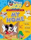 My Home - Disney's Magic English: Mein Zuhause - Aktiv-Lernheft mit CD