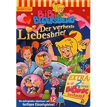 Bibi Blocksberg, Der verhexte Liebesbrief, 1 CD-ROM Ein aufregendes Abenteuer mit 12 lustigen Einzelspielen. Für Windows 98/2000/ME/XP, Mac OS 9.0 oder höher und Mac OS X 10.1 oder höher