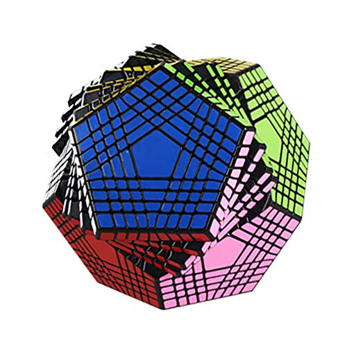 JIAAE 9X9 Dodecaedro Rubik Cubo Super Difícil Alotipo