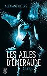 Les ailes d'émeraude, tome 2 : L'exil par de Lys
