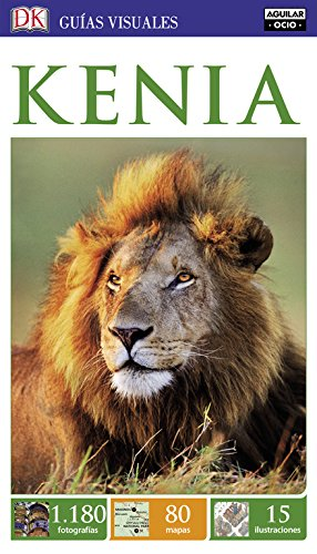 Kenia (Guías Visuales) (GUIAS VISUALES) por Varios autores