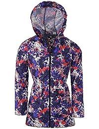 54264fdd4 ... Coats & Jackets : Brave Soul. Ladies Rain Mac Fishtail Festival Womens  Raincoat Parka Plain Showerproof Jacket 8 10 12 14 16