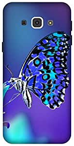 The Racoon Grip printed designer hard back mobile phone case cover for Samsung Galaxy A8. (lovely but)