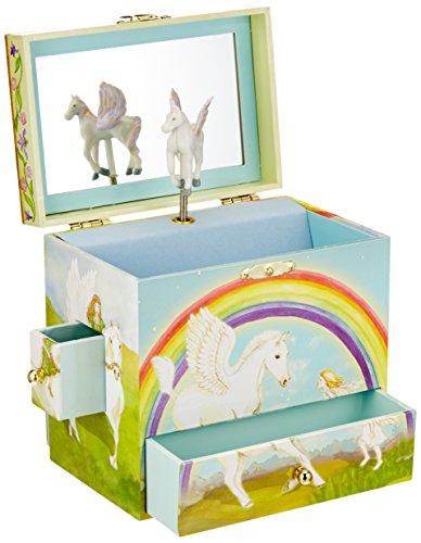 ENCHANTMINTS-B1201-Spieluhr-GR-4-Pegasus-Moonlight-Sonata-Spieldose-Musikdose-Spieluhren-Spieluhr-mit-Pferd-Pegasus-das-ideale-Geschenk-zur-Geburt-Taufe-Geburtstag-Namenstag-oder-zwischendurch-als-Mit