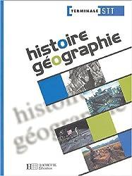 Histoire géographie Tle STT
