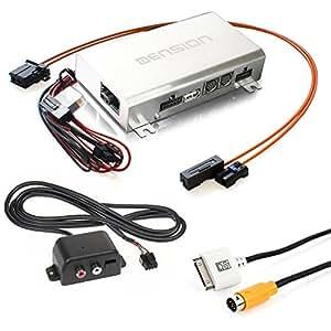 Dension Gateway 500 Gw51au1 Interface Amazon Co Uk