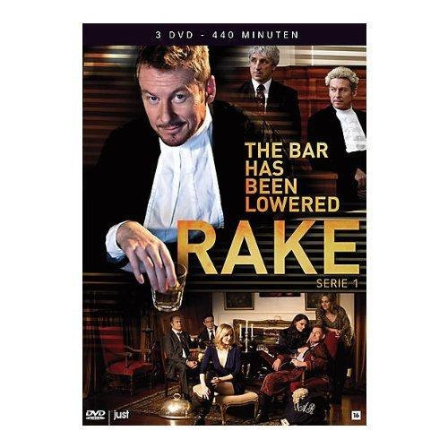 Preisvergleich Produktbild Rake (Series 1) - 3-DVD Box Set ( ) [ Holländische Import ]