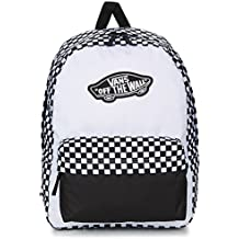 Vans Realm Backpack -Spring 2018- Black/white