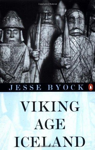 Viking Age Iceland (Penguin History) by Byock, Jesse L. (2001) Paperback