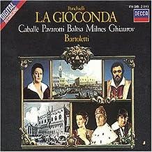 Ponchielli: La Gioconda (Gesamtaufnahme)
