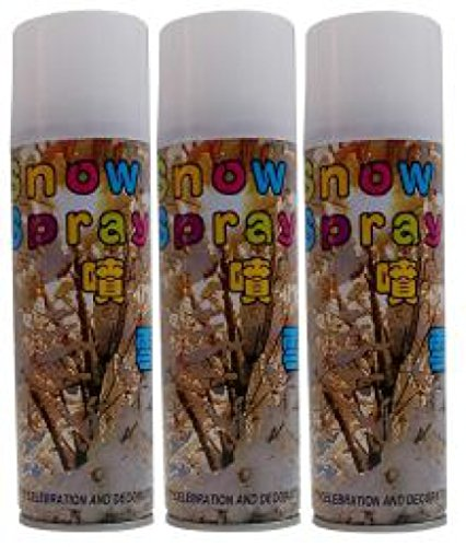 All Time Celebration, Party and wedding Special Snow Spray PACK OF 4  available at amazon for Rs.249