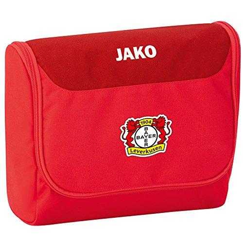 Jako Bayer 04 Leverkusen Trousse de Toilette Striker - ba1716 - NS Rot Einheitsgrösse