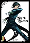 Black Butler Edition simple Tome 3