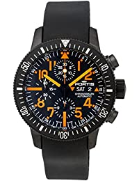 mens watches shop amazon uk limited edition fortis b 42 black mars 500 automatic chrono mens watch