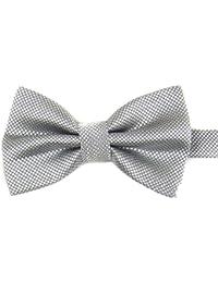 Cravate Pré Liée Hommes Pur Papillon Polyester Mariage Multicolore