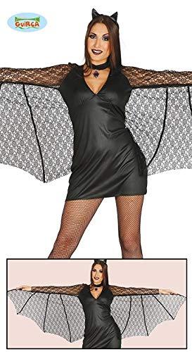 Finsteres Kostüm Fledermaus Sexy Womens, M, 84460.