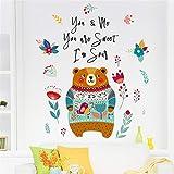 Aha Yo Dekorative Wand Mit Kindern Wand Mit Wohnzimmer Hintergrund Wand Warm Schlafzimmer Kann Zerlegt Werden 60 Cm X 90 Cm