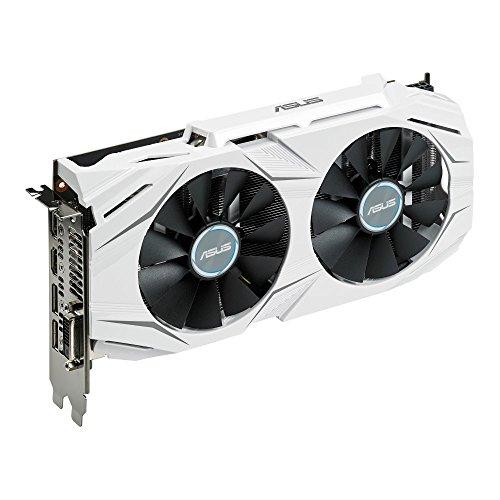 Asus Dual-GTX1060-O6G Gaming Nvidia GeForce Grafikkarte (PCIe 3.0, 6GB GDDR5 Speicher, HDMI, DVI, Displayport) - 3
