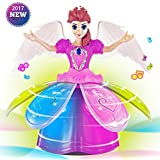 Dancing Angel Girl Baby Toy For Kids With Lights And Music