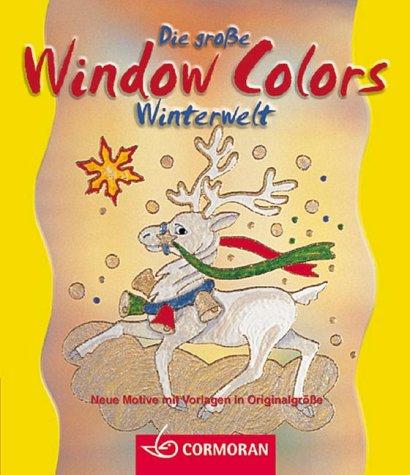 Die große Window Colors Winterwelt