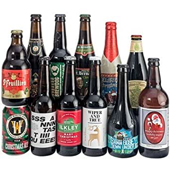Christmas 2017 craft beer mixed case 12 beers a for Craft beer gift set