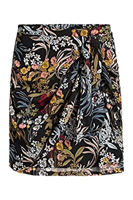 edc by Esprit Women's 056cc1d001-Geknotet Skirt