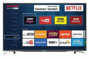 Sharp LC-55CFG6352K 55 Inch Full HD 1080p Smart LED TV