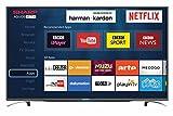 Sharp LC-55CFG6352K 55 Inch Full HD 1080p Smart LED TV