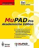 MuPAD Pro. CD- ROM für Windows 95/98/ NT 4.0. Deutsch. Akademische Edition. Version 1.4.2