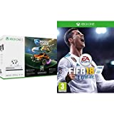 Xbox One S 500 GB + Rocket League + Live 3m + FIFA 18