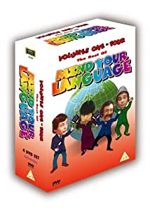 Mind Your Language: The Best Of (Box Set) [DVD] [1977]