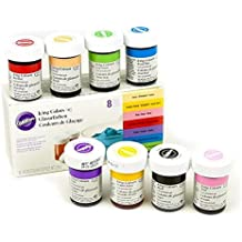Wilton EU Kit 8 Colorantes para Glaseado - 226.4 gr