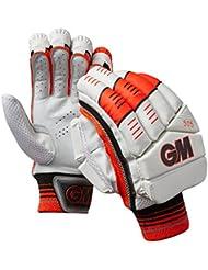 GM Boy 505mano izquierda guantes de bateo, rojo, un tamaño