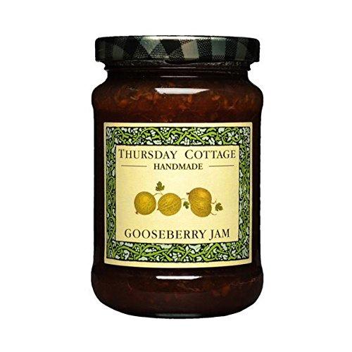 Thursday Cottage - Gooseberry Jam - 340g
