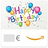 Digitaler Amazon.de Gutschein (Happy Birthday Ballons)