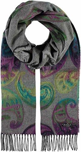 FRAAS Cashmink®-Schal mit Paisley-Design Grün