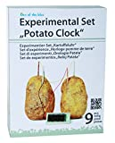 Smiley Gifts - Hours Of Fun & Enjoyment - Potato Clock Science Experiment Kit - Great Stocking Filler, Christmas Present For Boys & Girls Children Age 5+ - One Supplied